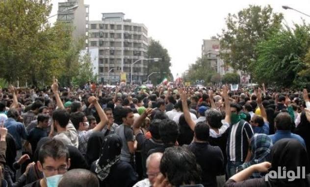سقوط أول قتيل في احتجاجات إيران