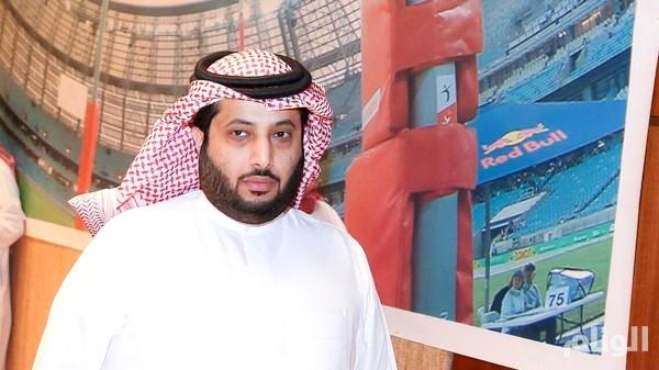 تركي آل الشيخ وإنفانتينو يفتتحان الجلسة الرئيسية لمؤتمر دبي الرياضي الدولي