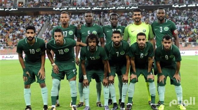 المنتخب السعودي يدرس لقاء ألمانيا والأرجنتين قبل كأس العالم