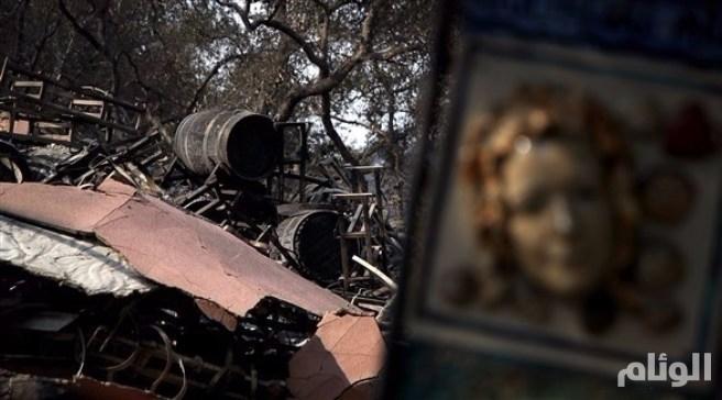 مقتل «23» على الأقل وفقد المئات في حرائق غابات بكاليفورنيا