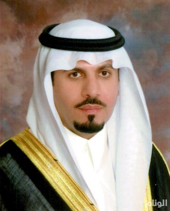 السيرة الذاتية للأمير خالد بن عبدالعزيز بن عياف آل مقرن