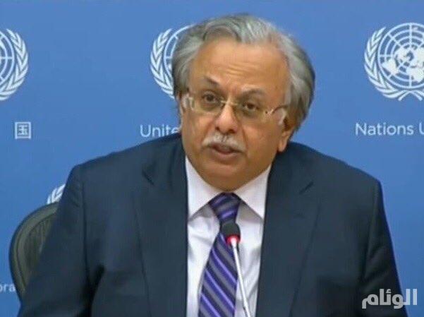 المملكة أمام الأمم المتحدة: فلسطين قضية الأمة العربية المركزية