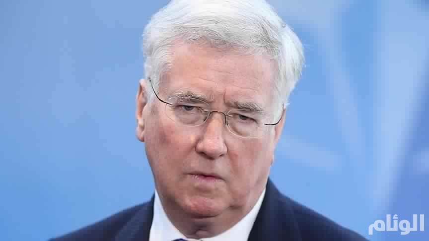 استقالة وزير الدفاع البريطاني على خلفية قضية تحرش