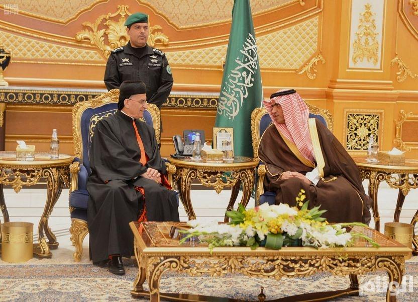 غبطة البطريرك اللبناني يصل إلى الرياض