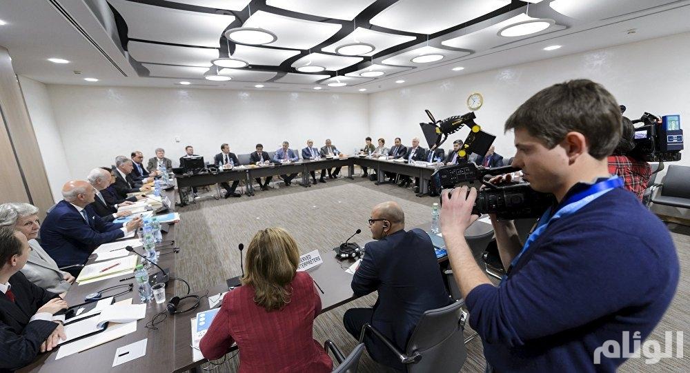 وفد دمشق المفاوض يصل جنيف غدا ويبدأ عمله