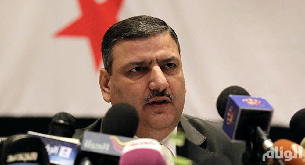 رياض حجاب يستقيل من رئاسة الهيئة العليا للمفاوضات السورية