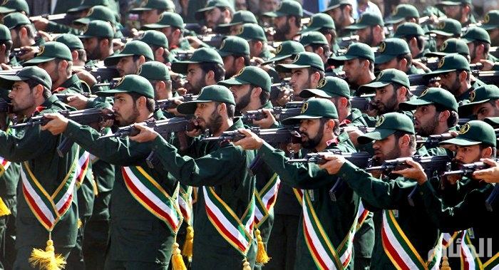 الحرس الثورى الإيراني يهدد دول أوروبا
