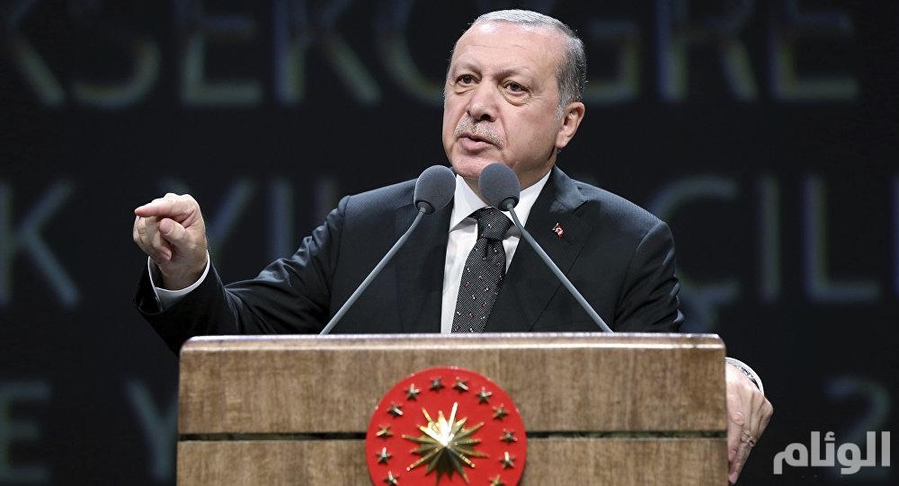 الرئيس التركي: قد نوسّع عملياتنا العسكرية في سوريا دون إذن من أحد