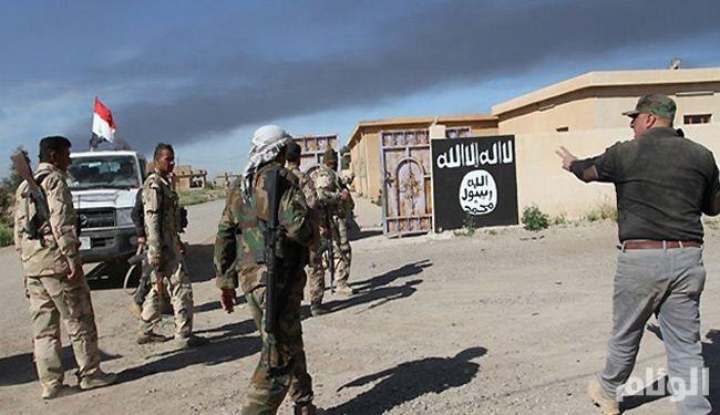 الحشد الشعبي يحرر قرية «القرية» من تنظيم الدولة
