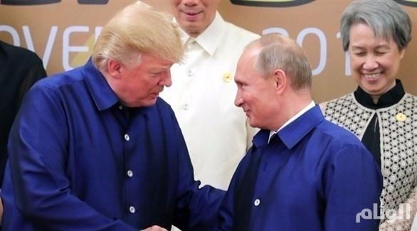 ترامب وبوتين يؤكدان التزامهما بوحدة سوريا وسيادتها