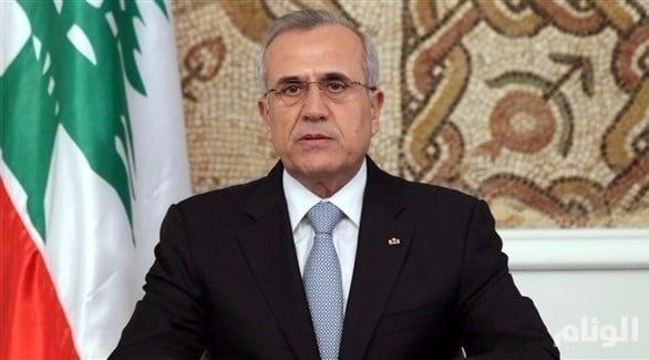 ميشال سليمان يناشد السعودية إخراج لبنان من الأزمة السياسية