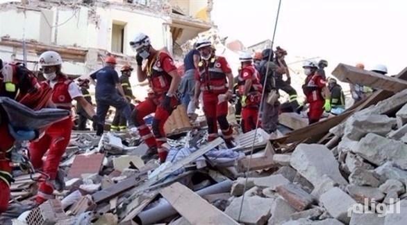 «155» قتيلاً في زلزال مدمر قرب الحدود العراقية الإيرانية