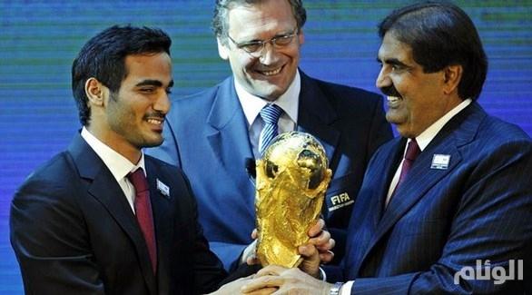 مسؤول يعترف رسمياً بشراء قطر أصوات مونديال 2022