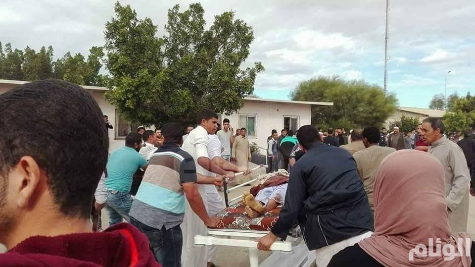 التلفزيون المصري: ارتفاع حصيلة ضحايا هجوم شمال سيناء إلى 155 قتيلا و120 مصابا