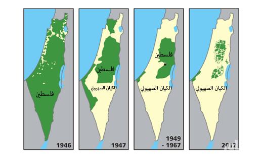 قبل 70 عاما.. تقسيم فلسطين والبداية المأساوية