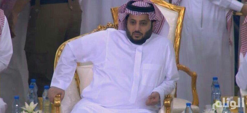 آل الشيخ يساند الهلال في نهائي أبطال آسيا