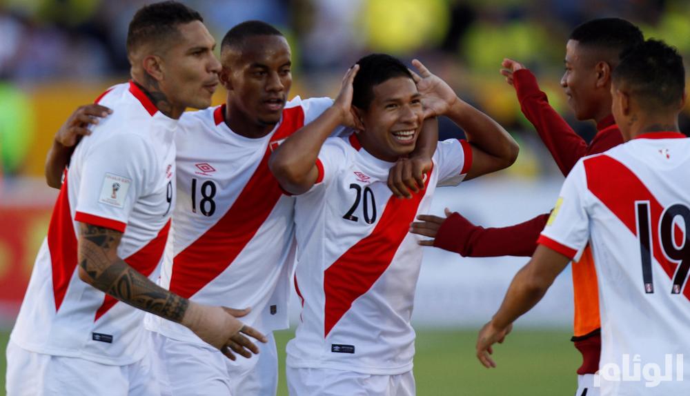 «بيرو» تكمل عقد المنتخبات المتأهلة لمونديال روسيا 2018