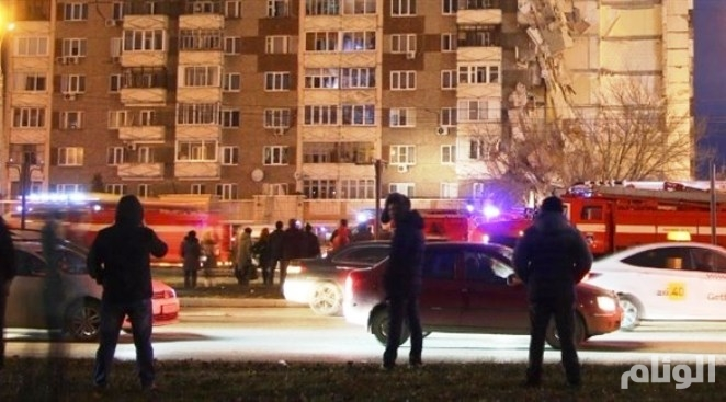 «6» قتلى بانفجار بمبنى سكني في روسيا