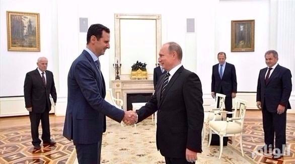 مسؤول روسي: لا يُمكن مناقشة رحيل بشار الأسد تحت أي ظرف