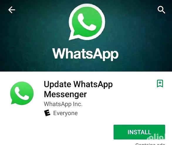 «واتس آب» المزيف يخدع أكثر من مليون مستخدم