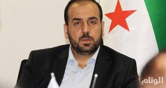 نصر الحريري: نشكر المملكة قيادة وشعبا لاستضافة مؤتمر المعارضة السورية