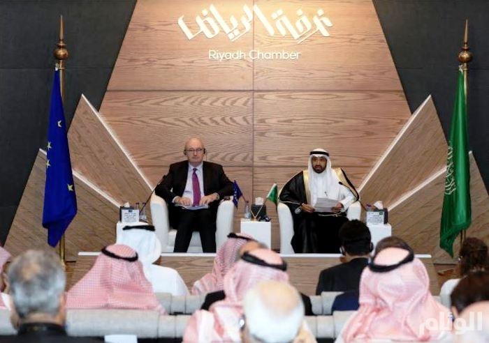 الاتحاد الأوروبي يستهدف تعزيز منتجاته في الأسواق السعودية