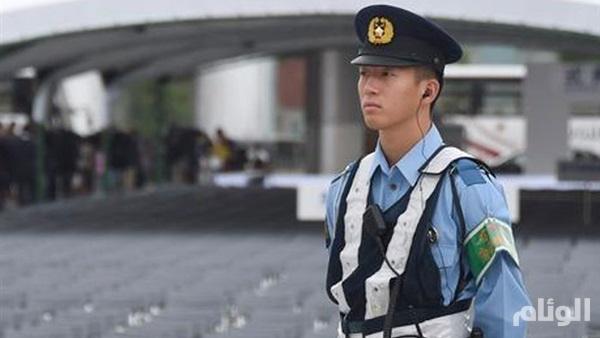 إصابة 13 طفلاً دهستهم سيارة غربي اليابان