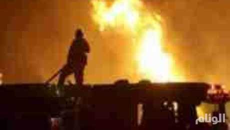 ليبيا.. إرهابيون يشعلون النار في مسجد للمتصوفين بالعاصمة طرابلس