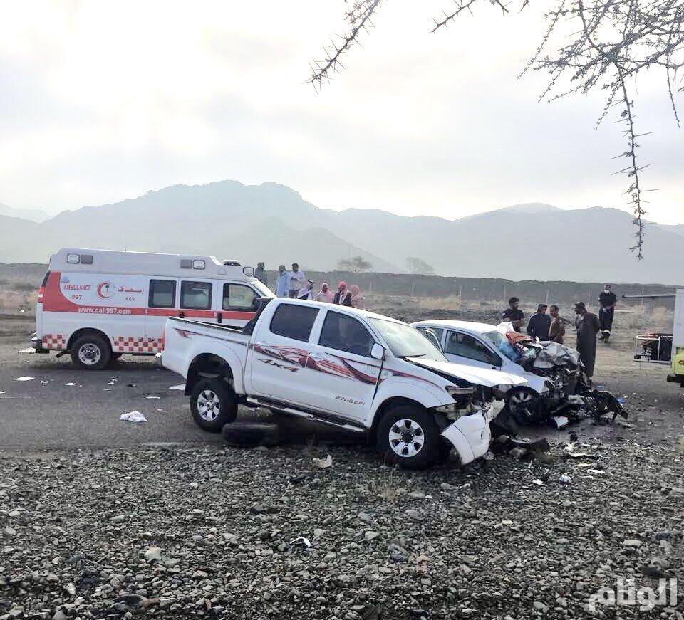 السعودية تشهد «107.637» حادث مروري في الثلاثة أشهر الأولى للعام الحالي