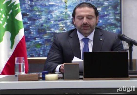 سعد الحريري: ياجماعة أنا بخير وراجع هاليومين