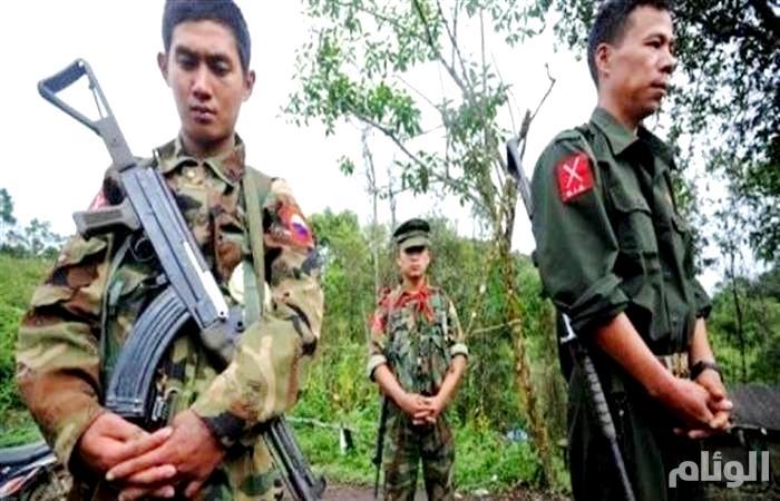 إسرائيل تزود ميانمار بالأسلحة رغم فتكها بأقلية الروهينجا المسلمة