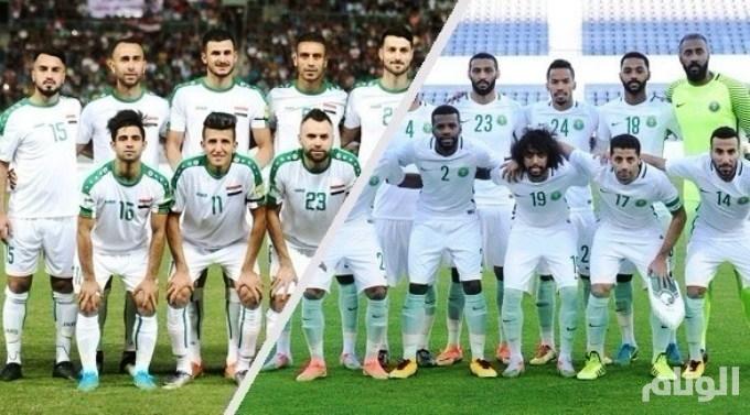بتوجيهات آل الشيخ: الأخضر السعودي يلاقي «أسود الرافدين» في العراق