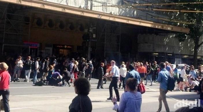 الشرطة الاسترالية: عشرات المصابين بعد عملية دهس متعمدة في ملبورن