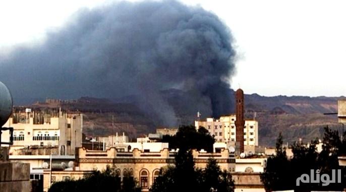 الجيش اليمني يقصف الحوثيين غربي مأرب