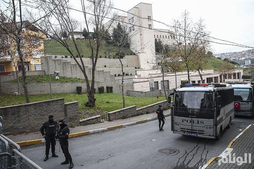 تركيا ترفع الحراسات المشددة حول السفارة الاسرائيلية في أنقرة