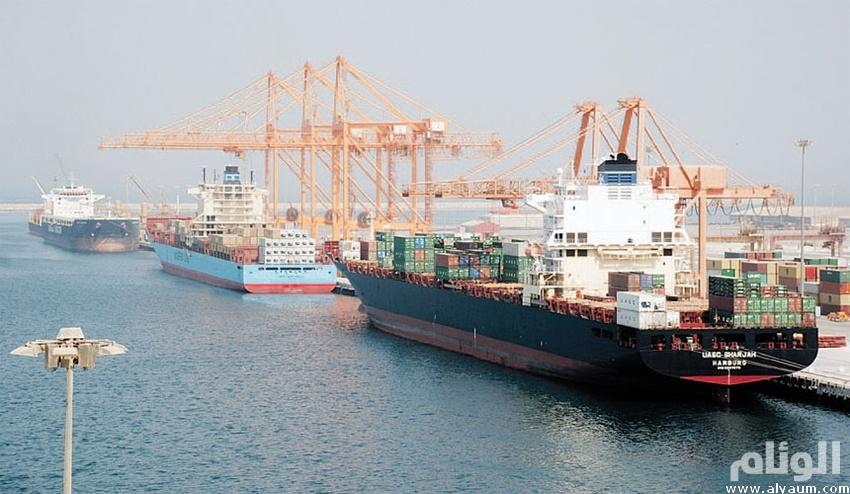 الموانئ السعودية: تقليص مدة بقاء الحاويات من 14 إلى 8 أيام