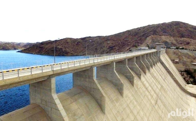 البيئة والمياه: ترسية إنشاء «سد المرير» بمنطقة الجوف
