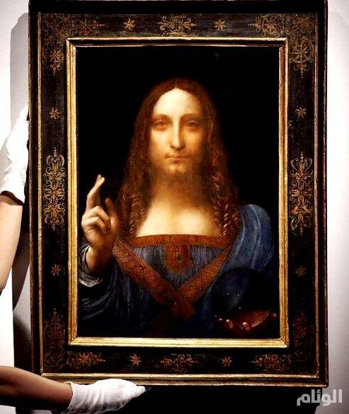 السفارة السعودية بواشنطن:«لوحة دافنشي» اشترتها هيئة ابوظبي للثقافة