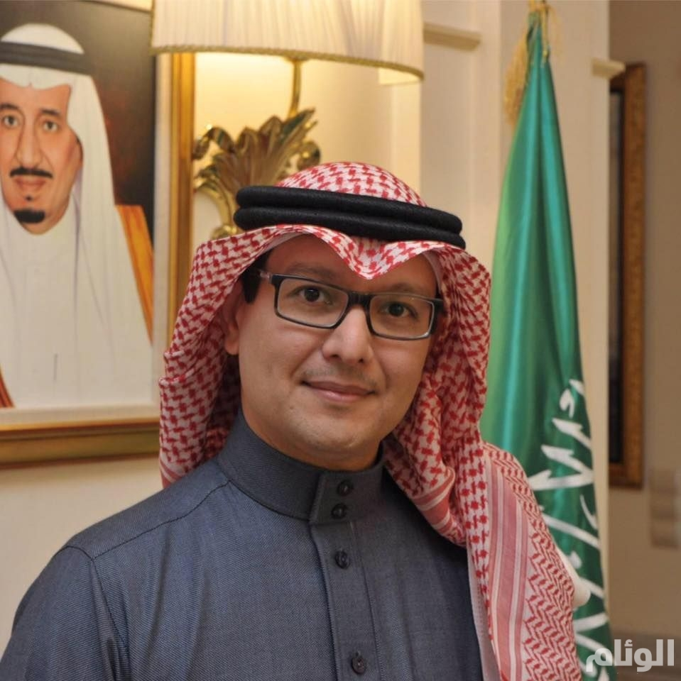تكليف وليد بخاري نائبا لوكيل وزارة الخارجية لشؤون المراسم