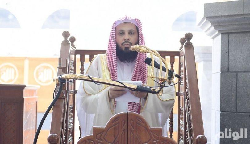 إمام وخطيب المسجد الحرام: سيبقى القدس في قلوبنا وفي وعي الأمة