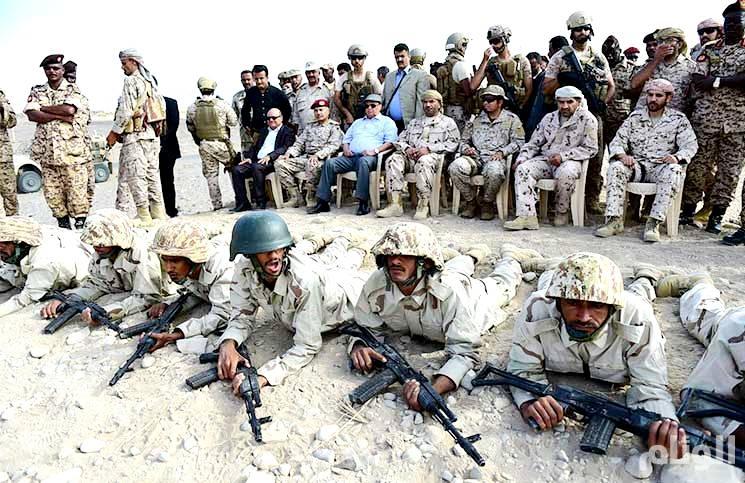 ضربات عسكرية تدخل «40» من كبار القادة الحوثيين لمستشفيات المحويت