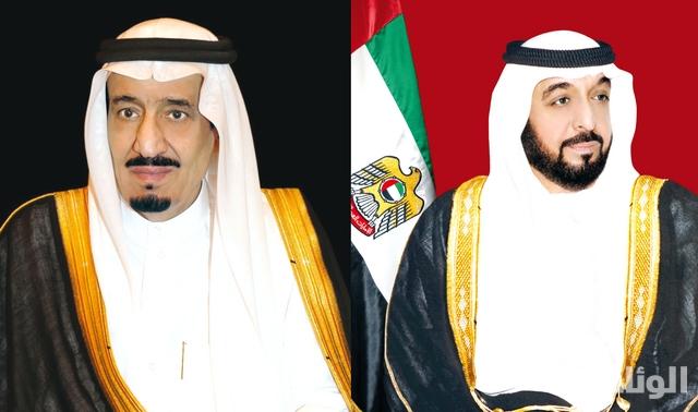 """أنت فى أبو ظبي كأنك فى الرياض.. """"وحدة المصير"""" صناعة """" عيال زايد"""""""