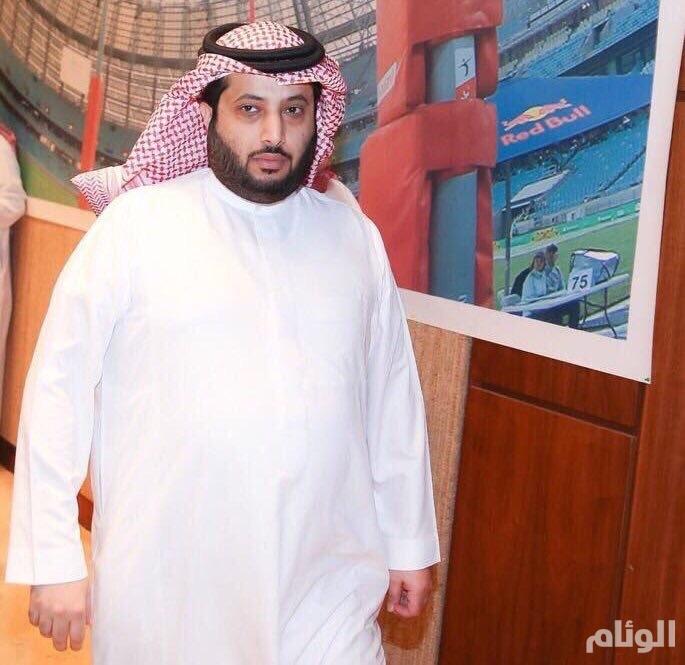 تركي آل الشيخ لمخترق تويتر الاهلي: جايبينك جايبينك… حتوحشنا
