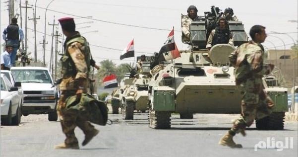 """العراق يعلن إطلاق عمليات لملاحقة """"الإرهابيين"""" شمال بغداد"""