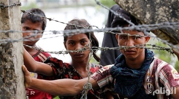 اليونيسف: أكثر من نصف مليون طفل «روهينجي» معرضون للخطر