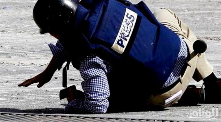 مقتل «65» صحافياً في العالم بينهم 50 محترفاً