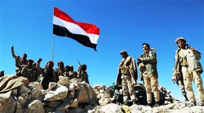 وصول طلائع من الجيش اليمني في الجوف إلى تخوم صعدة