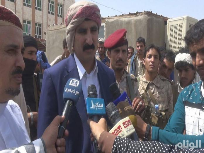 محافظ صنعاء يدعو قبائل الطوق لمساندة الانتفاضة ضد ميليشيا الحوثي