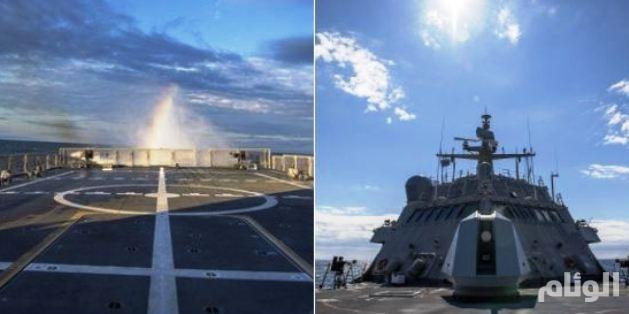 بالصور: السعودية تعزز قدراتها البحرية بـ«4» فرقاطات متطورة للغاية