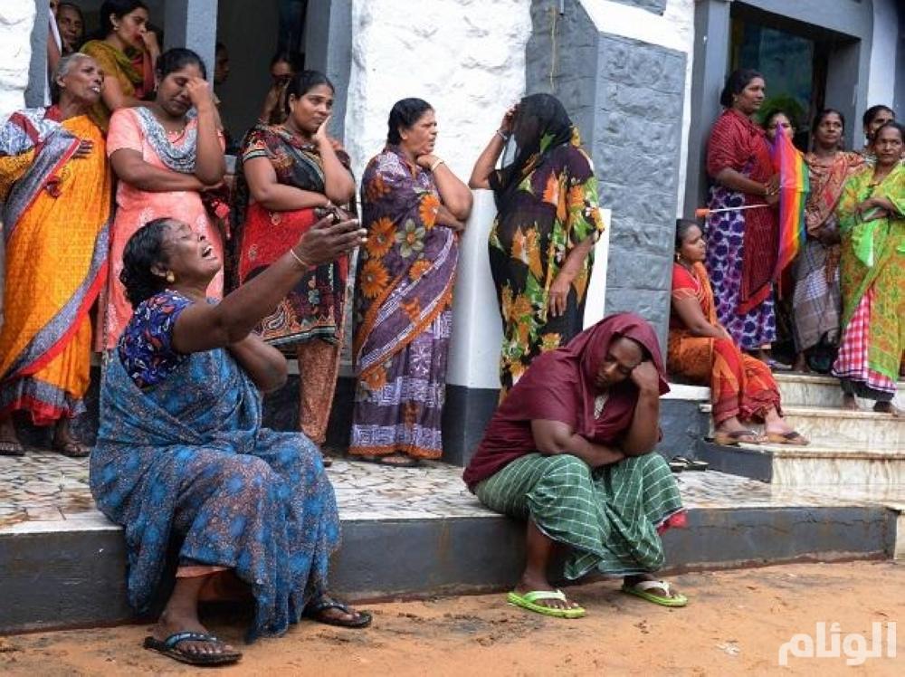 الهند: أكثر من «660» مفقوداً في إعصار أوكهي